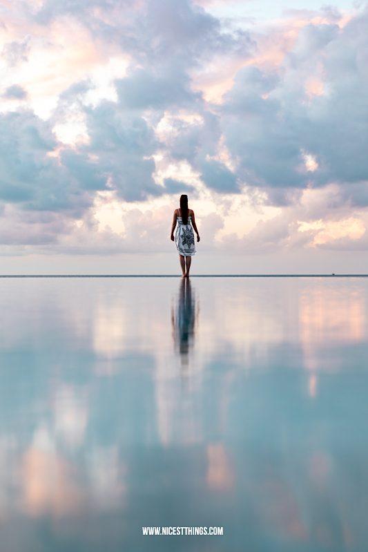 Malediven Fotoshooting Infinity Pool #malediven #maldives #shooting #infinitypool