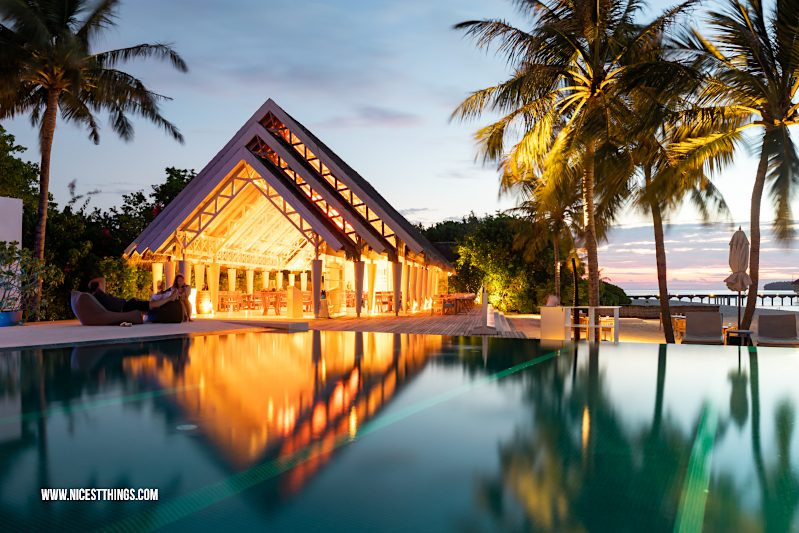 LUX South Ari Atoll Restaurant Senses indisch