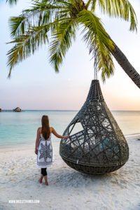 Lux South Ari Atoll Malediven #schaukel #swing #malediven #maldives #lux #southari #luxsouthari #luxsouthariatoll #flitterwochen #beach #strand #islandlife