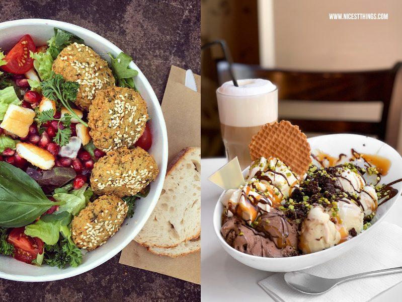 Tipps für bessere Food Fotos unterwegs: Umgebung und Untergrund beachten