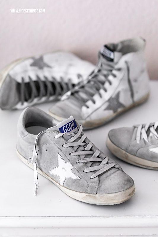Golden Goose Deluxe Brand Sneaker Superstar Francy #goldengoose #sneaker