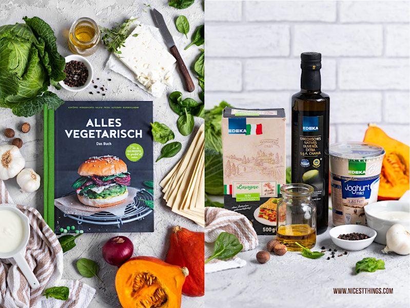 """Edeka Kochbuch """"Alles vegetarisch - Das Buch"""""""
