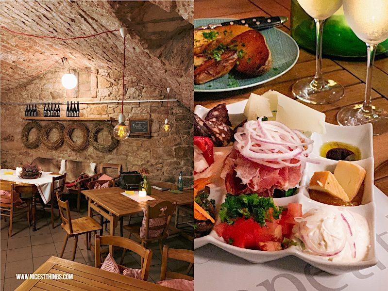 Fuxbau Neustadt Hambach VInothek Restaurant Weinstube