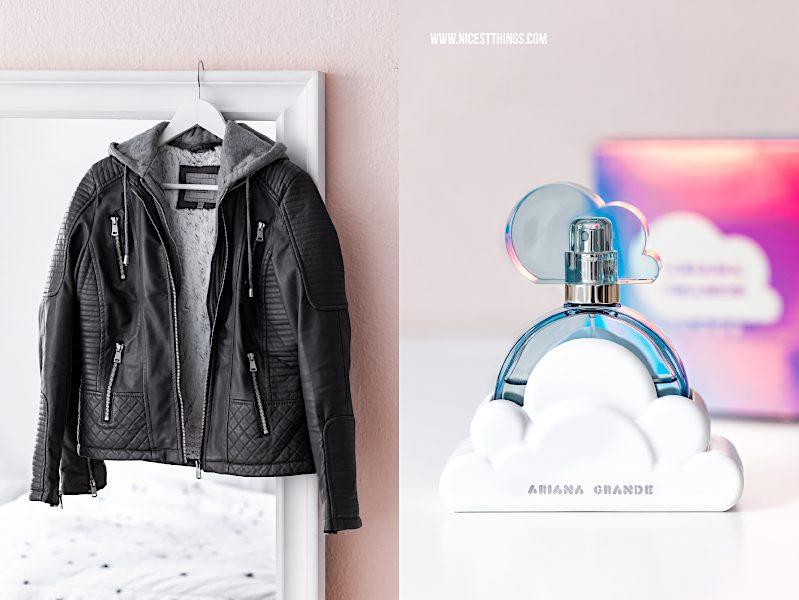 Lederjacke mit Kapuze, Ariana Grande Cloud Parfum