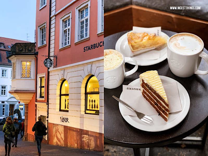 Starbucks Heidelberg Hauptstraße