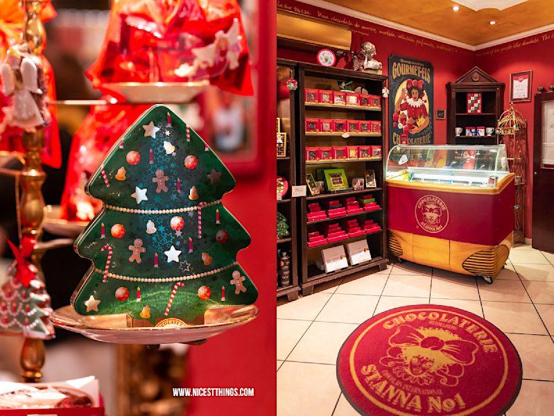 Chocolaterie St. Anna No. 1 Heidelberg Schokolade