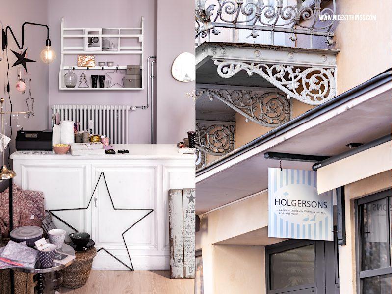 Heidelberg Shopping Tipps: Holgersons Heidelberg Deko Interior Geschenke nordisch skandinavisch
