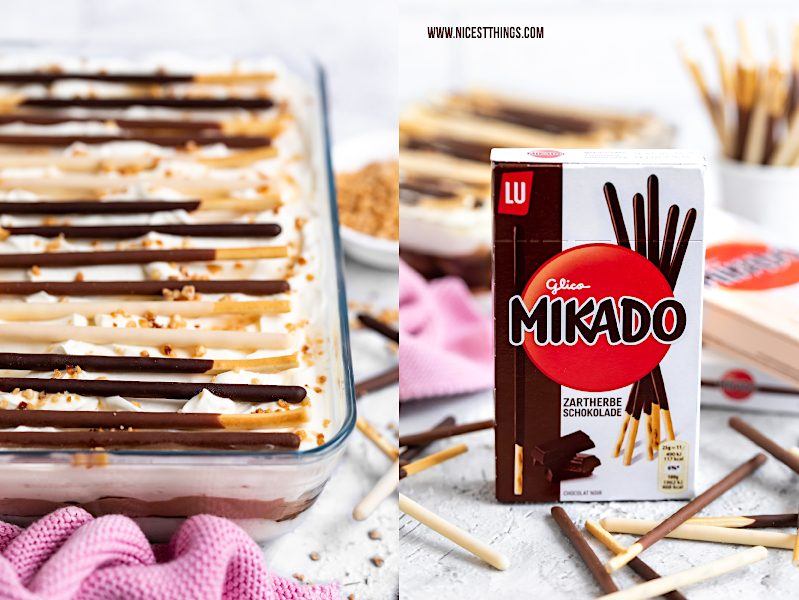 Mikado Sticks Rezept