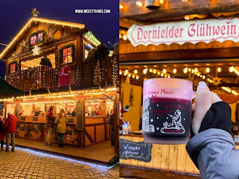 Weihnachtsmarkt Landau Thomas Nast Nikolausmarkt