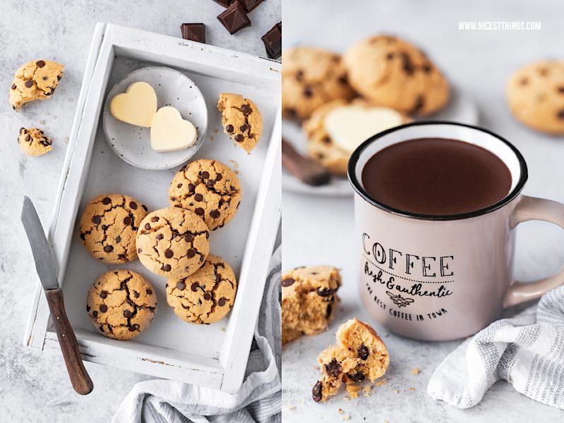 Low Carb Brötchen mit Schokolade Schokobrötchen Rezept Schokoladenbrötchen Frühstück
