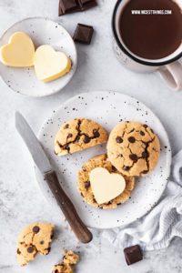 Low Carb Brötchen mit Schokolade Schokobrötchen Rezept Schokoladenbrötchen Frühstück #lowcarb #brötchen #schokobrötchen #frühstück #schokoladenbrötchen