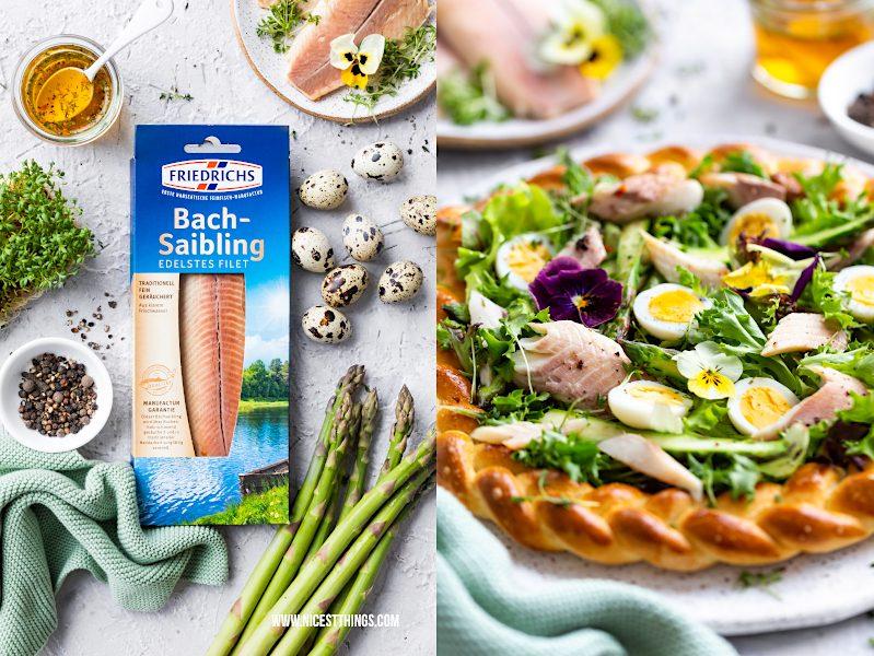 Friedrichs Bach-Saibling Saiblingsfilet Saibling Rezept Bachsaibling