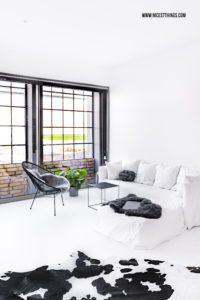 Loft Wohnbereich Wohnzimmer Sitzecke Sofa Couch Gervasoni Ghost #loft #wohnzimmer #wohnbereich #sitzecke #sofa #couch #gervasoni #ghost #paolanavone