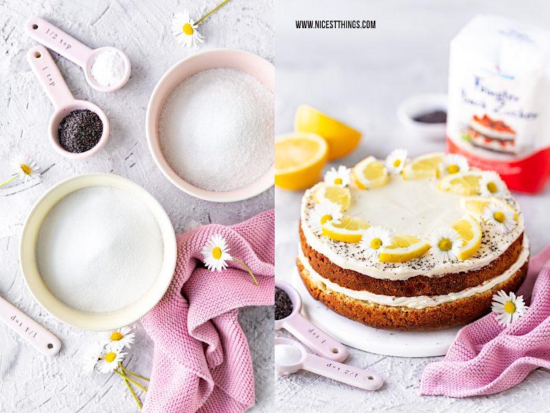 Südzucker Feinster Back Zucker Rezept Kuchen