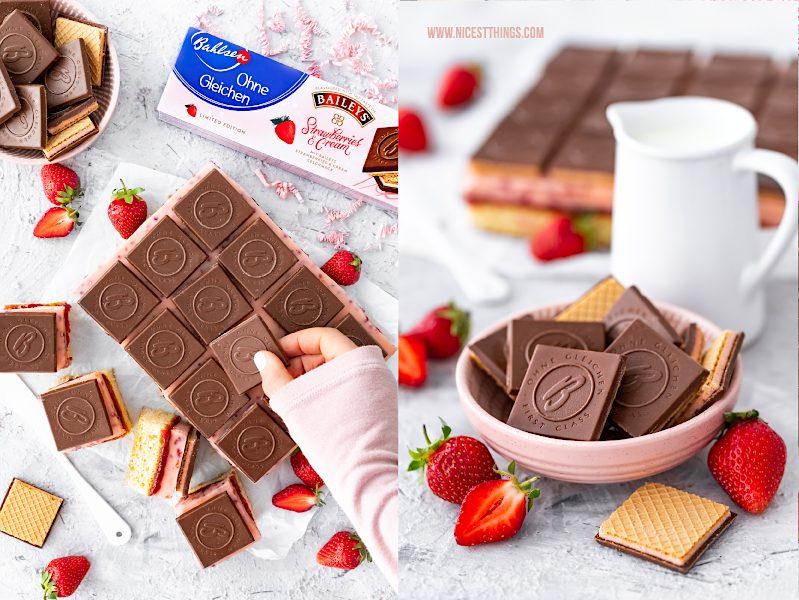 Bahlsen Ohne Gleichen Baileys Strawberries and Cream