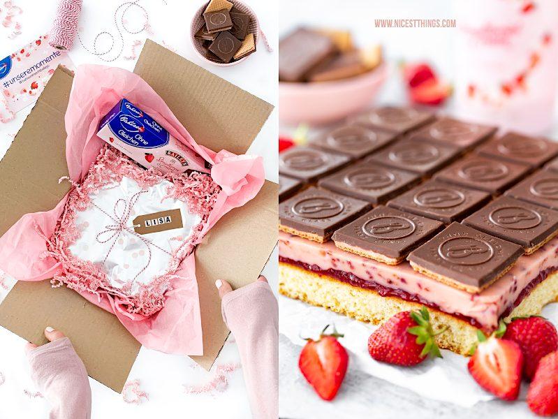 Kuchen mit der Post verschicken Bhalsen Ohne Gleichen Baileys Strawberries & Cream
