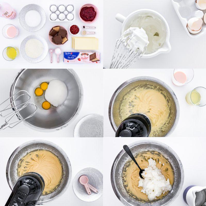 Schneewittchen Kuchen Schneewittchen Schnitten Schneewittchenkuchen Rezept Bahlsen Ohne Gleichen Baileys Strawberries & Cream