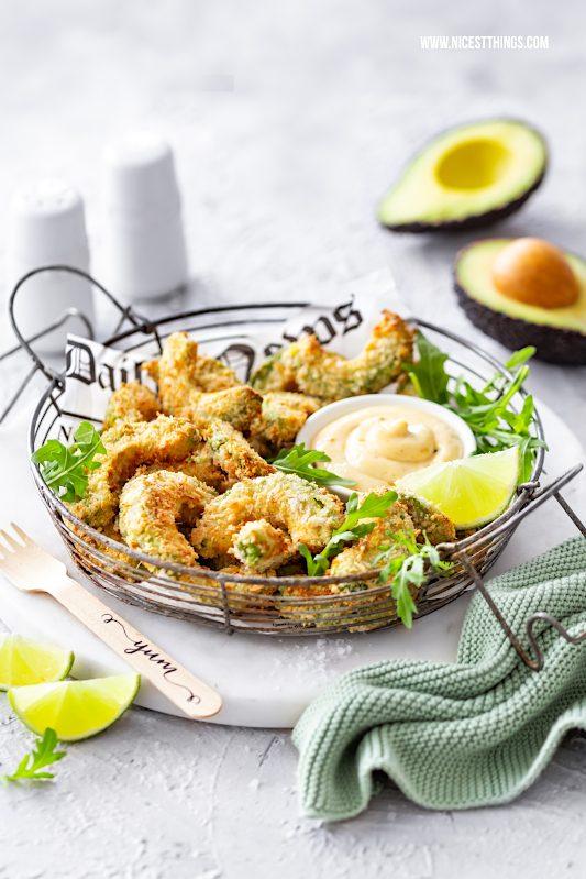 Avocado Pommes Avocado Fries Rezept Low Carb Keto Airfryer #avocado #pommes #fries #avocadopommes #avocadofries #lowcarb #keto #airfryer