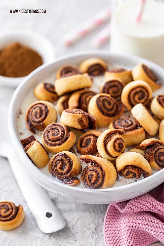 Mini Zimtschnecken Cereals Mini Cinnamon Roll Cereals Frühstück #minicereals #zimtschnecken #zimtschneckencereals #cinnamonrollcereals #cinnamonrolls #cereals #zimtschnecken #minizimtschnecken #zimt #frühstück