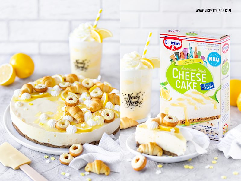 Dr. Oetker Cheesecake American Style