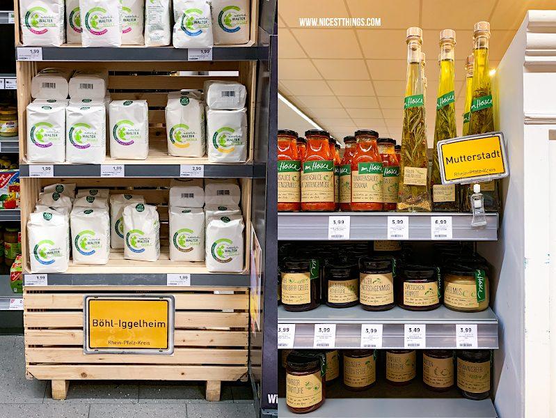 Edeka Schneider Neustadt an der Weinstraße regionale Produkte aus der Pfalz Mehl Walter Mühle Böhl-Iggelheim, Konserven von Heike Mutterstadt #edeka #wirundjetztfürunsereregion #regionalerezepte
