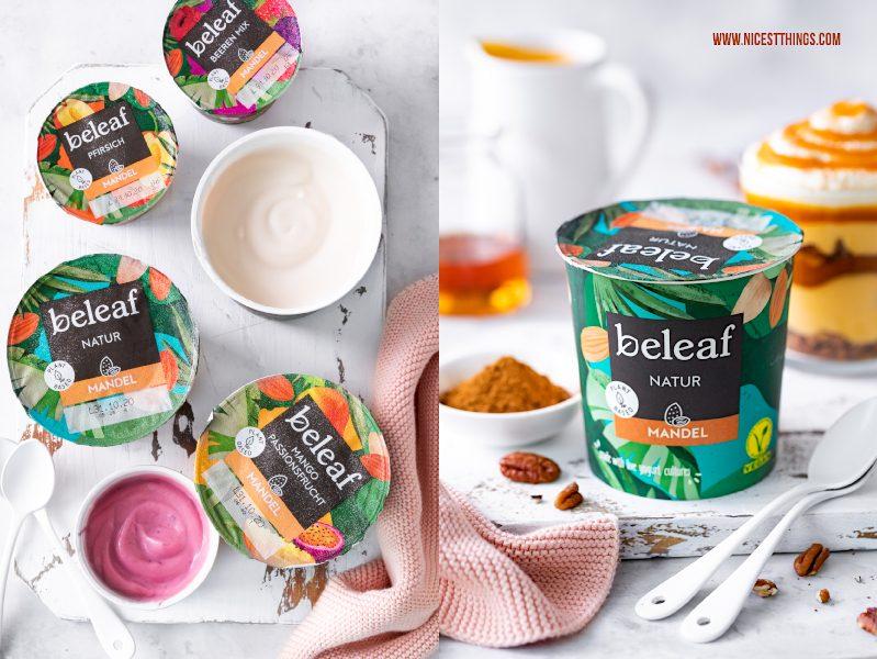 Emmi beleaf vegane Joghurt Alternative #emmi #beleaf #dontwasteyourtaste #believeinbeleaf #enjoyyourbeleaf