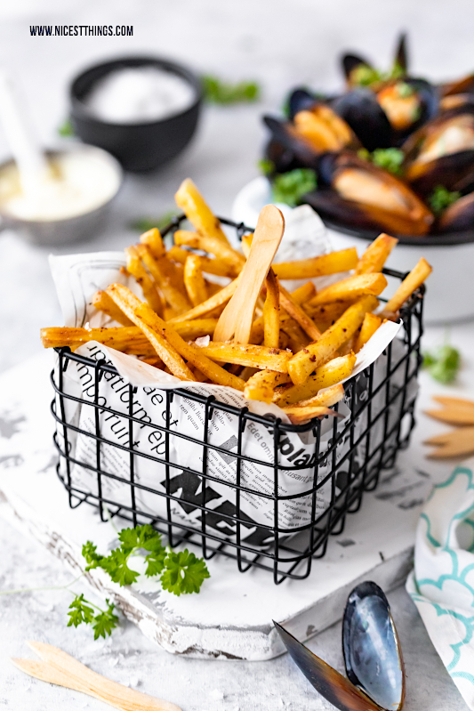 Pastinakenpommes Pastinaken Pommes Low Carb gesunde Pommes #pastinaken #pommes #pastinakenpommes #lowcarb #gesund #gesundepommes #fries