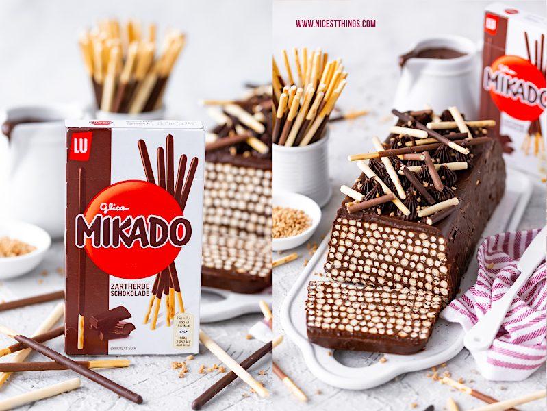 Mikado Sticks Rezept