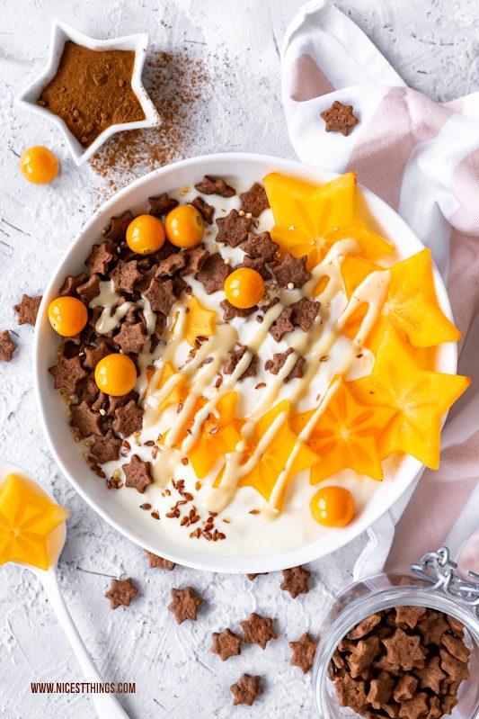 Zimt-Cornflakes selber machen vegane Zimt Cerealien Rezept Cini Minis Frühstück Bowl #zimt #cornflakes #cerealien #zimtcornflakes #zimtcerealien #vegan #veganerezepte #frühstück #bowl #beleaf #believeinbeleaf #enjoyyourbeleaf #dontwasteyourtaste