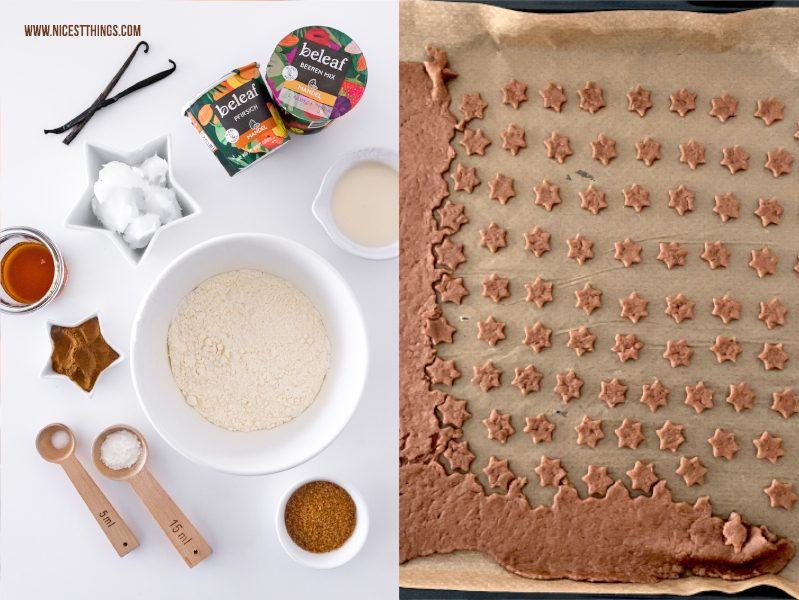Zimt-Cornflakes selber machen vegane Zimt Cerealien Rezept Cini Minis Frühstück