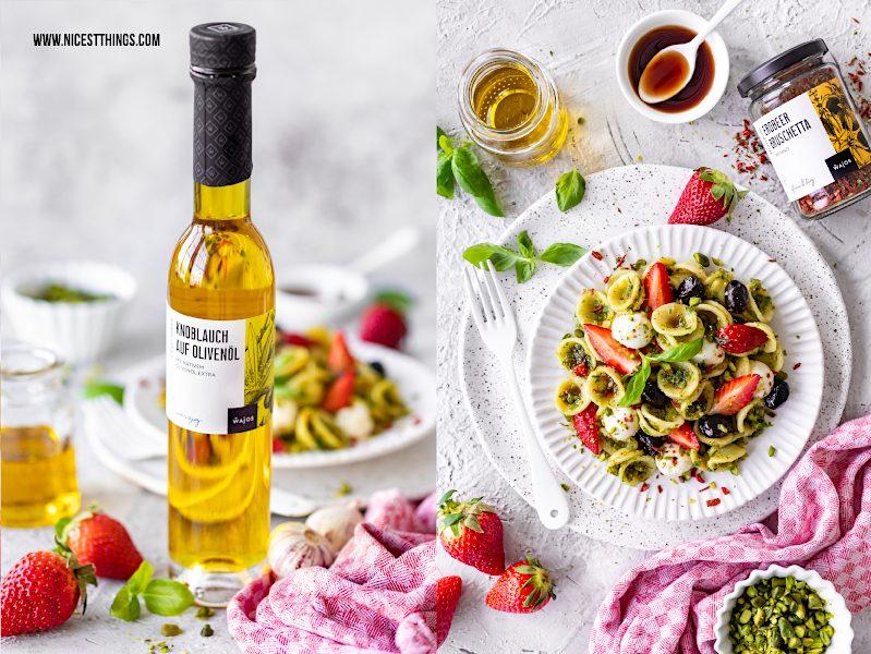Wajos Knoblauch auf Olivenöl