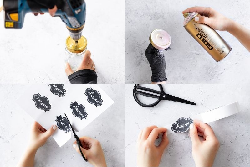DIY Trinkglaeser gestalten Partyglaeser Glaeser personalisieren #diy #trinkglaeser #partyglaeser #glaeser #trinkbecher