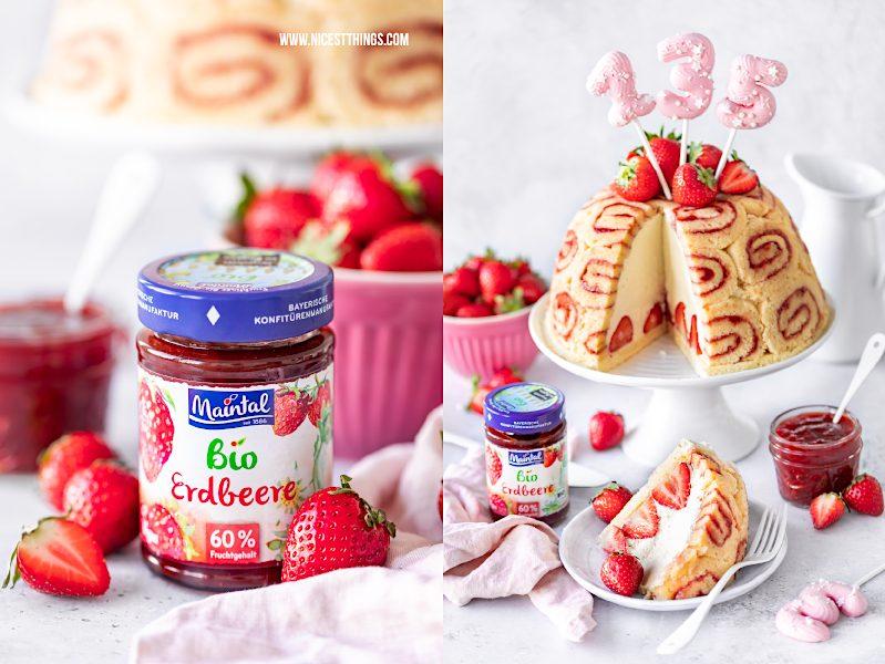 Maintal Konfitueren Bio Erdbeere Erdbeerkonfituere Bio Konfituere Marmelade Erdbeermarmelade