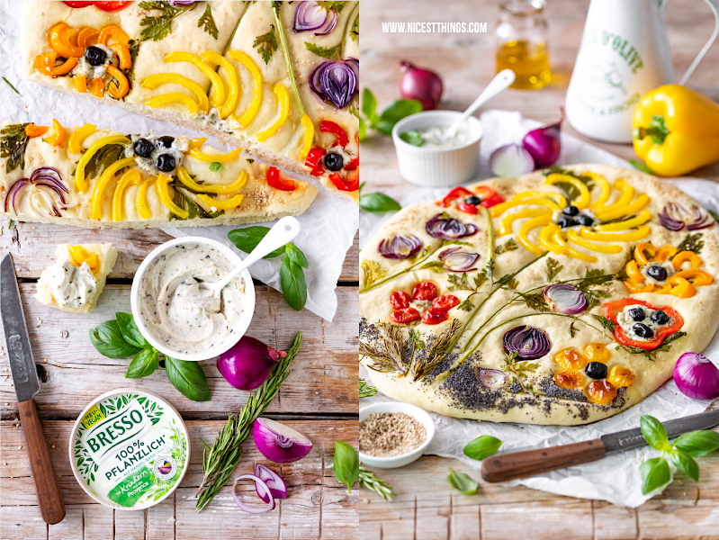 BRESSO 100% PFLANZLICH Rezept vegan